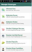 Screenshot of Manajer Keuangan