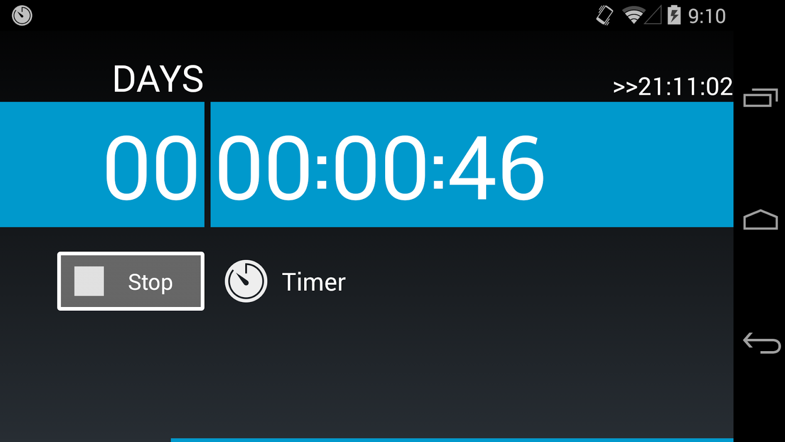 Timers4Me Timer&Stopwatch Pro Screenshot 5