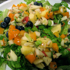Amazing Fruit/Lettuce Salad