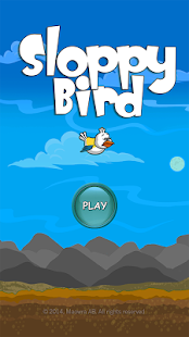 Sloppy Bird - screenshot