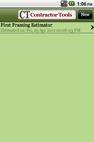 【免費商業App】Framing Estimator-APP點子