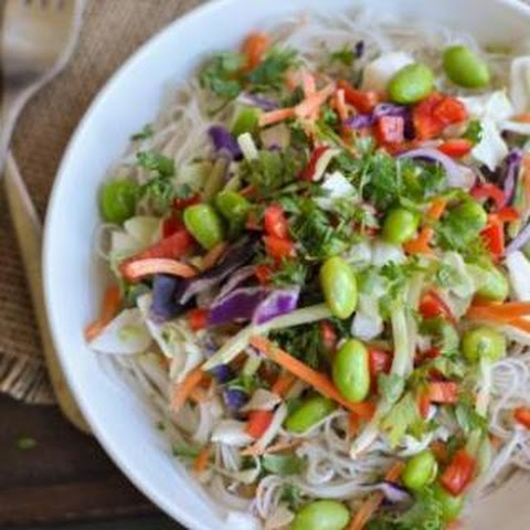 Asian Salad Sesame Ginger Dressing