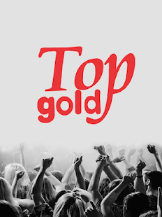 Top Gold Radio - screenshot