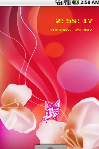 花ライブ壁紙1