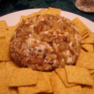 Olive and Blue Cheese Ball