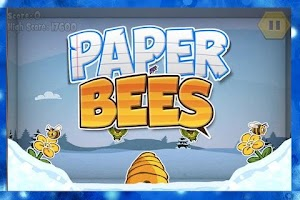 Screenshot of Paper Bees