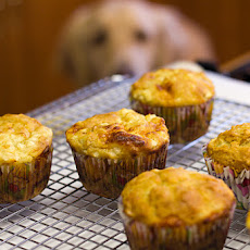 Apple & Cheddar Pupcakes