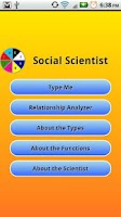 Screenshot of Social Scientist Donate