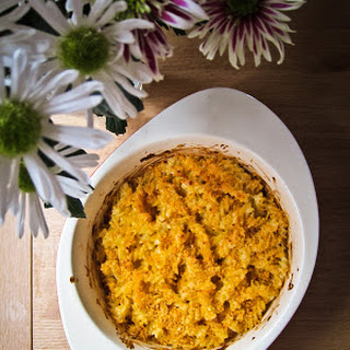 Camembert and Parmesan Mac & Cheese
