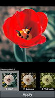 Screenshot of VS 100+ Photo effects PRO