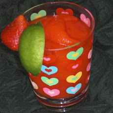 Rachael Ray's Fresh Strawberry Marg-alrightas Margaritas