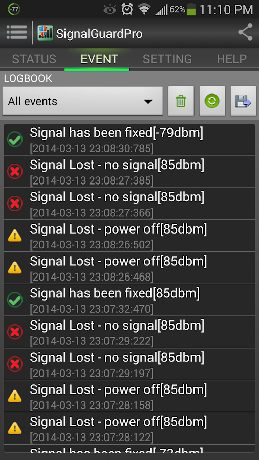 Signal Guard Pro Screenshot 6