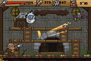 Screenshot of Ghosts'n Zombies Free