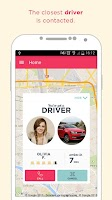Screenshot of Djump: Social Ridesharing