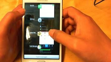 Screenshot of Multitask Shortcut