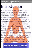 Screenshot of Pranayama - Yoga Breathing