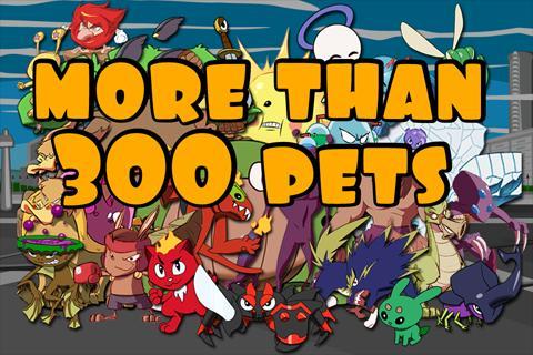 Terapets 收集可愛的怪物
