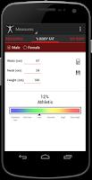 Screenshot of 4F Diet Exercises & Fitness