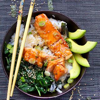 Salmon Rice Bowl Recipes