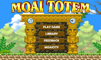 Screenshot of MoaiTotem (Totem)