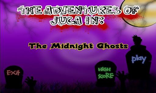 The Adventures of Juca - Ghost