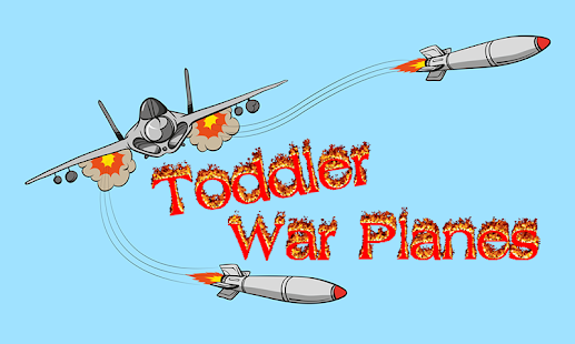 Toddler War Planes - screenshot
