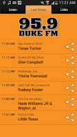 Screenshot of 95.9 Duke FM Terre Haute