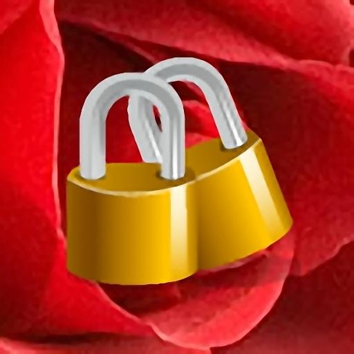 工具の薔薇ロックスクリーン LOGO-記事Game