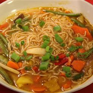 Chinese Ramen Noodles Soup Recipes