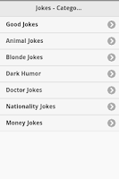Screenshot of Billion Jokes (beta)