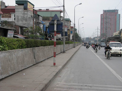 Along Tran Quang Khai Street - Mar 2007