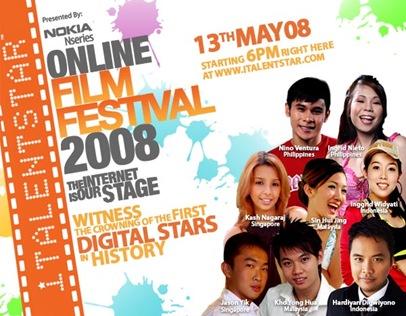 iTalentStar - ONLINE FILM FESTIVAL 2008