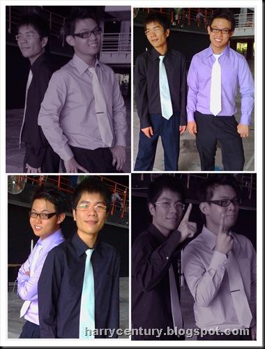 Suit up 1