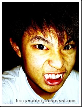 vampire harry