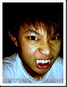 vampire transformation 4