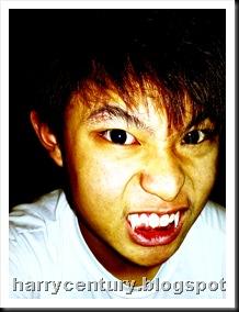 vampire transformation 5