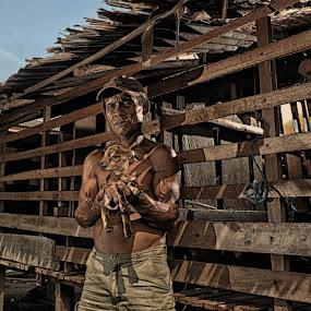 INDRA KURNIAWAN by Indra Kurniawan - People Portraits of Men