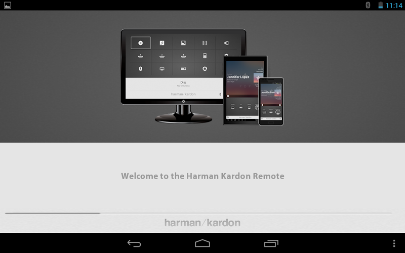harman kardon sb26. harman kardon remote android app screenshot sb26