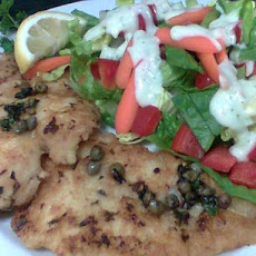 Sole With Lemon and Capers - Bonnie Stern