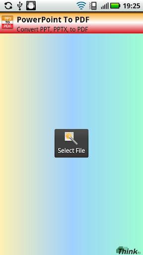 PowerPoint to PDF No sizeLimit