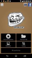 Screenshot of Troll Face Photo Maker