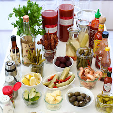 The Best Bloody Mary Recipe and Make Your Own Bloody Mary Bar