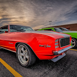 Z28 by Ron Meyers - Transportation Automobiles