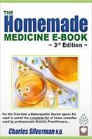 Screenshot of Natural Home Remedies