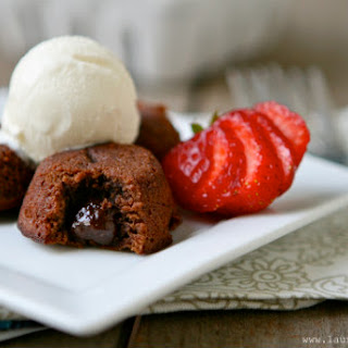 Mini Chocolate Lava Cakes Recipes