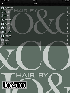 Hair By Jo & Co - screenshot