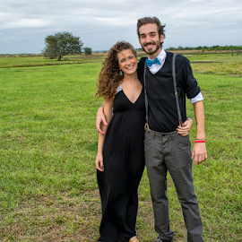 Lindsey and Michael by Joe Saladino - People Couples ( couple, portrait )