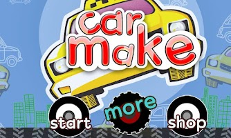 Screenshot of Car Builder-Car games