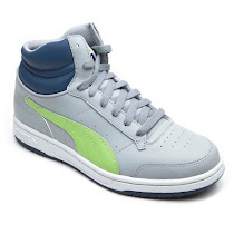 Puma Full Court High Tops Junior HIGH TOP