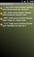 Screenshot of Hadits Muslim in Bahasa